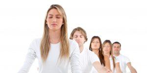 East London meditation class